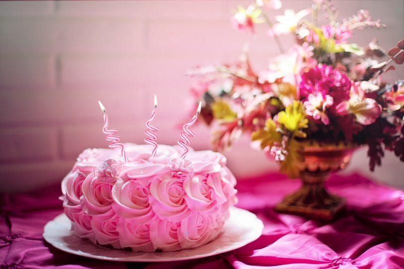 Décoration pour anniversaire de petite fille