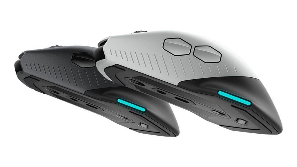 la souris Alienware