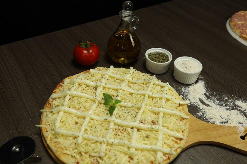 Idées de recettes de pizza sans viande pour la famille